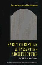 Early Christian & Byzantine architecture