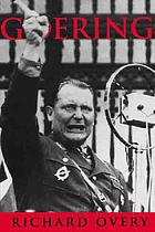 "Goering, the ""iron man"""
