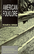 Folklore: selected essays