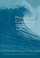 Physics and cosmology : Scientific perspectives on the problem of natural evil