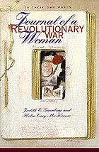 Journal of a revolutionary war woman