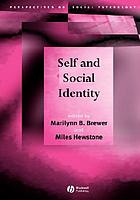 Self and social identity
