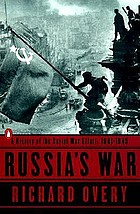 Russia's war : blood upon the snow