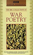 The BBC collection of war poetry