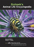 Grzimeks' animal life encyclopedia