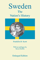 Sweden, the nation's history