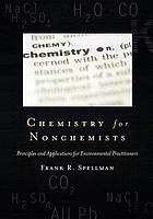 Chemistry for nonchemists : principles and applications for environmental practitioners