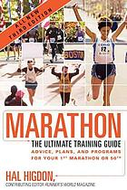 Marathon : the ultimate training guide