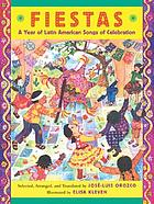 Fiestas : a year of Latin American songs of celebration