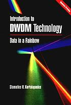 Introduction to DWDM technology data in a rainbow