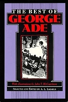 The best of George Ade