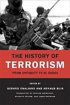 The history of terrorism : from antiquity to al Qaeda