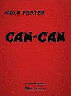 Cole Porter's Can-can original Broadway cast recording