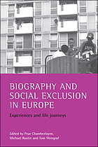 Biography and social policy in Europe : experiences and life journeys