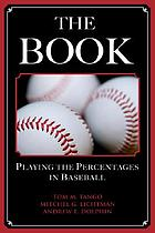 The book : playing the percentages in baseball