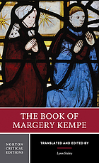 The book of Margery Kempe : a new translation, contexts, criticism