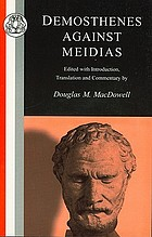 Against Meidias : oration 21