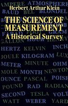 The world of measurements : masterpieces, mysteries and muddles of metrology
