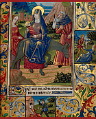Western illuminated manuscripts : a catalogue of works in the National Art Library from the eleventh to the early twentieth century, with a complete account of the George Reid collection