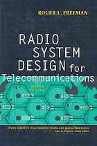 Radio system design for telecommunications (1-100 GHz)