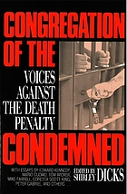 Congregation of the condemned : voices against the death penalty