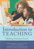Introduction to teaching : helping students learn