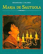 Maria de Sautuola : the bulls in the cave