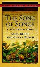 The Song of Songs [a new translation]