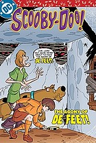 Scooby-Doo! The agony of de feet!
