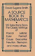 A source book in mathematics
