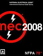 National electrical code : 2008