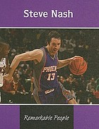 Steve Nash : remarkable people