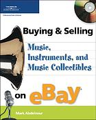 Buying & selling music, instruments, and music collectibles on Ebay