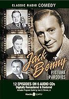Jack Benny picture parodies