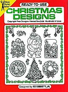 Ready-to-use Christmas designs