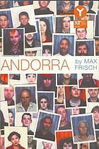 Andorra : a play in twelve scenes