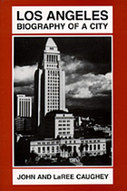Los Angeles : biography of a city