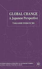 Global change : a Japanese perspective
