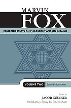 Collected essays on philosophy and on Judaism