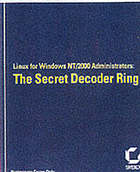 Linux for Windows NT/2000 administrators : the secret decoder ring