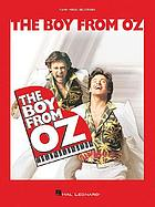 The boy from Oz : piano, vocal selections