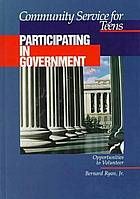 Participating in government