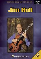 Jim Hall : a life in progress