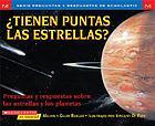 Tienen puntas las estrellas? : preguntas y respuestas sobre las estrellas y los planetas