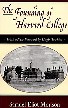 The founding of Harvard College