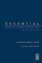 Essential computational modeling in chemistry a derivative of handbook of numerical analysis special volume. Computational chemistry, vol. 10