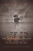 The Spokane Indians : children of the sun
