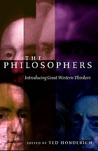 The philosophers : introducing great western thinkers