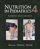 Nutrition in pediatrics basic science, clinical applications