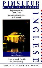 Inglese/English for Italian speakers : il corso completo 1